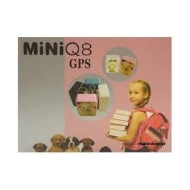 MINI Q8 GPS TRACKER